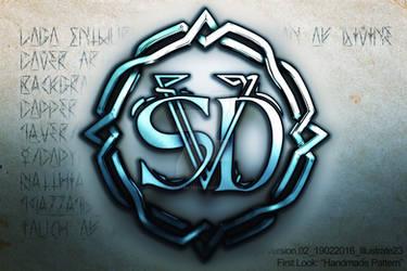 SVD Logo Hand paint
