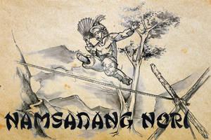 original namsadang nori - sketch II
