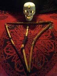 Death Eater wands