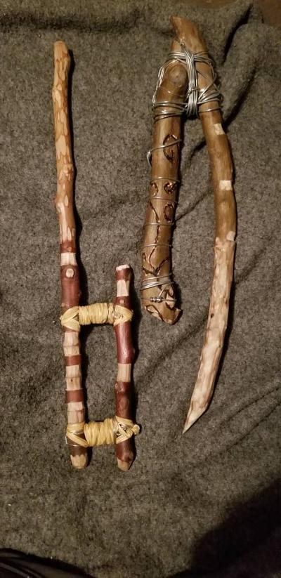 Strange wands