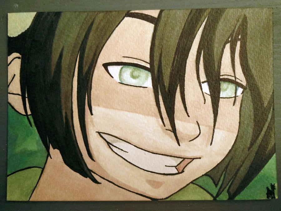 Toph by reh-kitz
