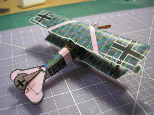 Fokker D VII  Stark by gomidefilho
