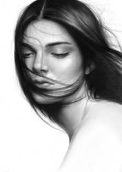 Kendall Jenner by mahyar-kalantari