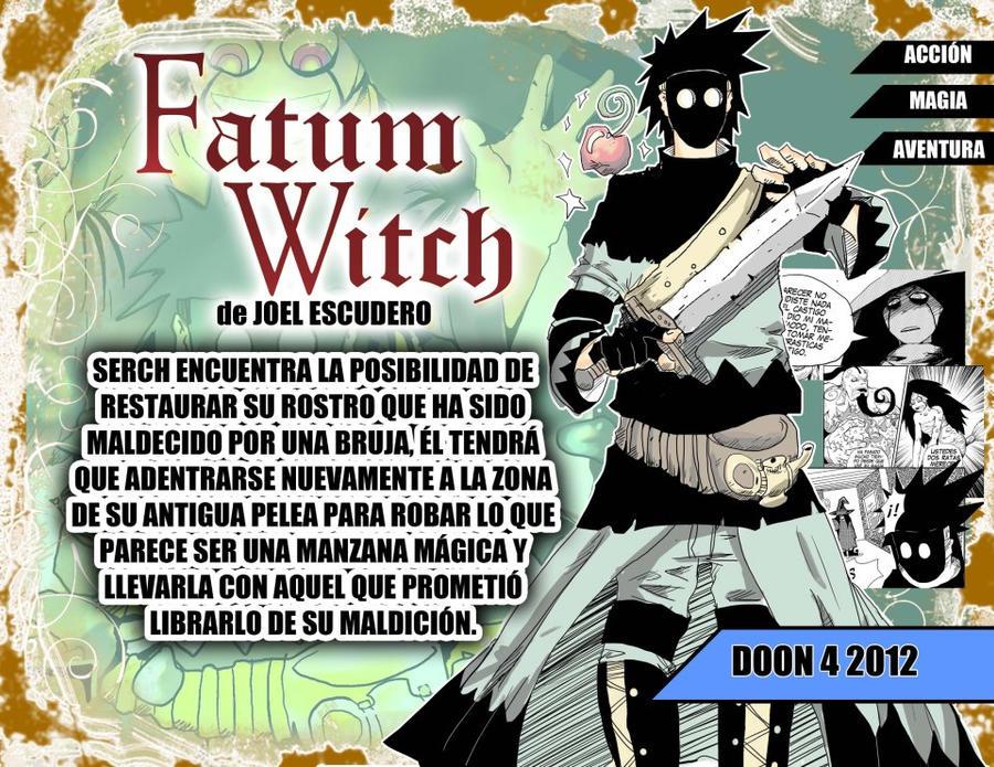 Fatum Witch by DoonMangazine