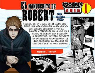 EL MANUSCRITO DE ROBERT by DoonMangazine