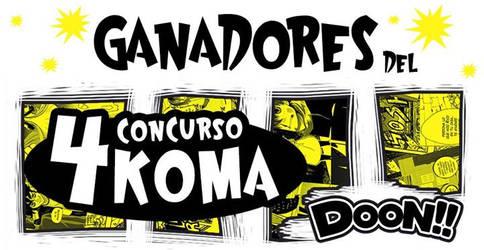 GANADORES 4KOMA 2015 1 by DoonMangazine