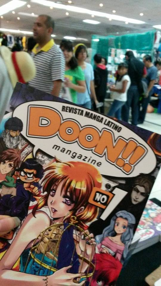 DOON 1 2015 EN QUERETARO by DoonMangazine