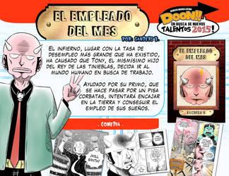 EL EMPLEADO DEL MES by DoonMangazine