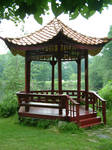Oriental Hut_01 by ThePurpleStock