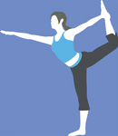 Vectorize: Wii Fit Trainer