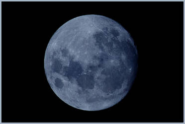 Full Moon by Eman333