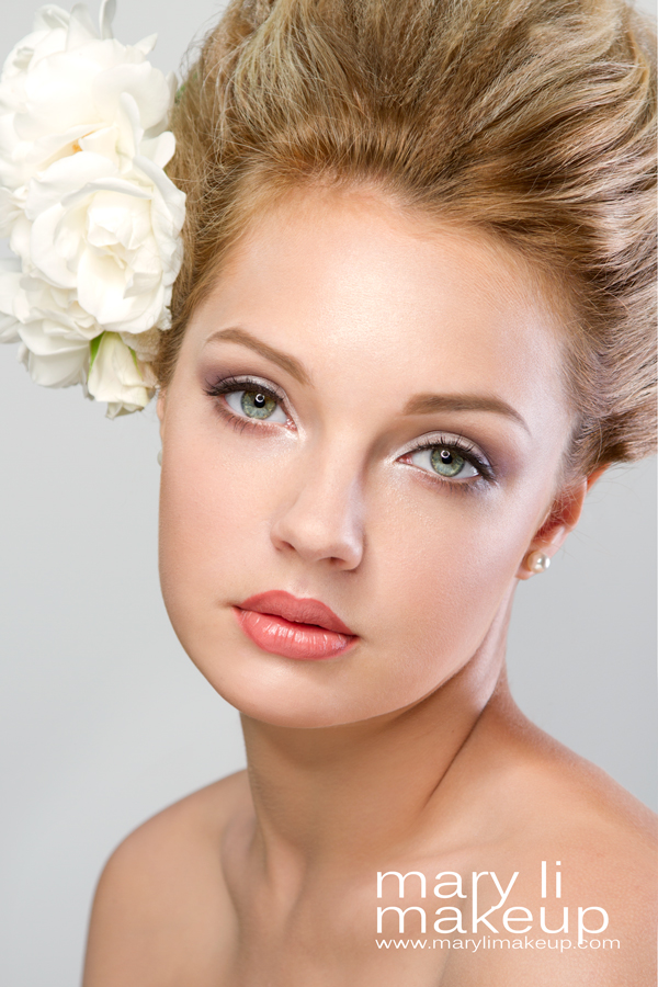 Mary Li Makeup by Eman333