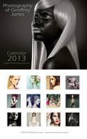 Eman333 2013 Calendar by Eman333