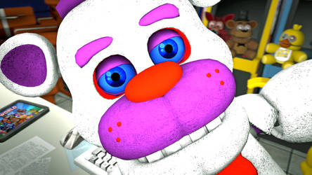 Clown Freddy