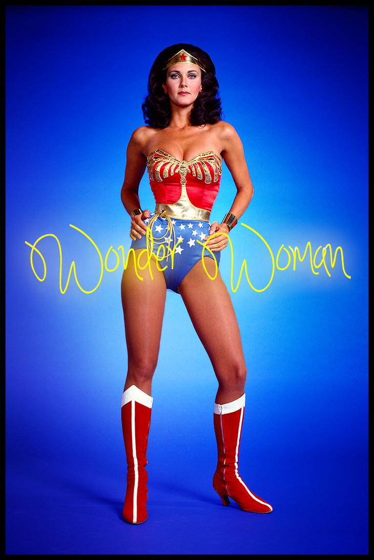 Wonder Woman 2 by iwonderbc