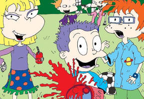Rugrats Grown Up by Eminore