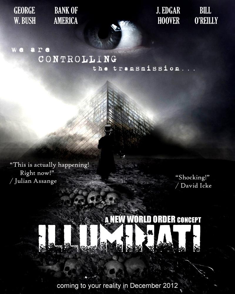 Illuminati 2 - The Poster by OrphanAgedTales on DeviantArt
