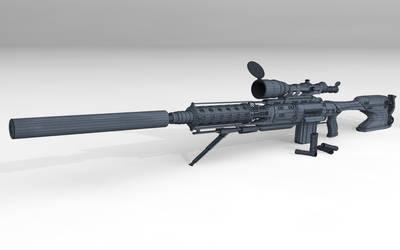 C-25 Rifle concept