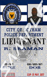 Gotham Police Department (GPD) by MpulseCreations