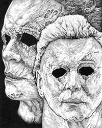 Michael Myers Mask - Halloween 2018