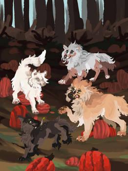 [felvargs] forest pumpk'n patch
