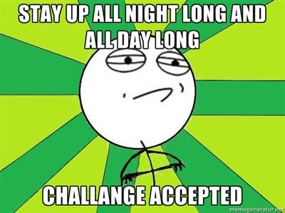 Challenge accepted by DjStarStruckMew1