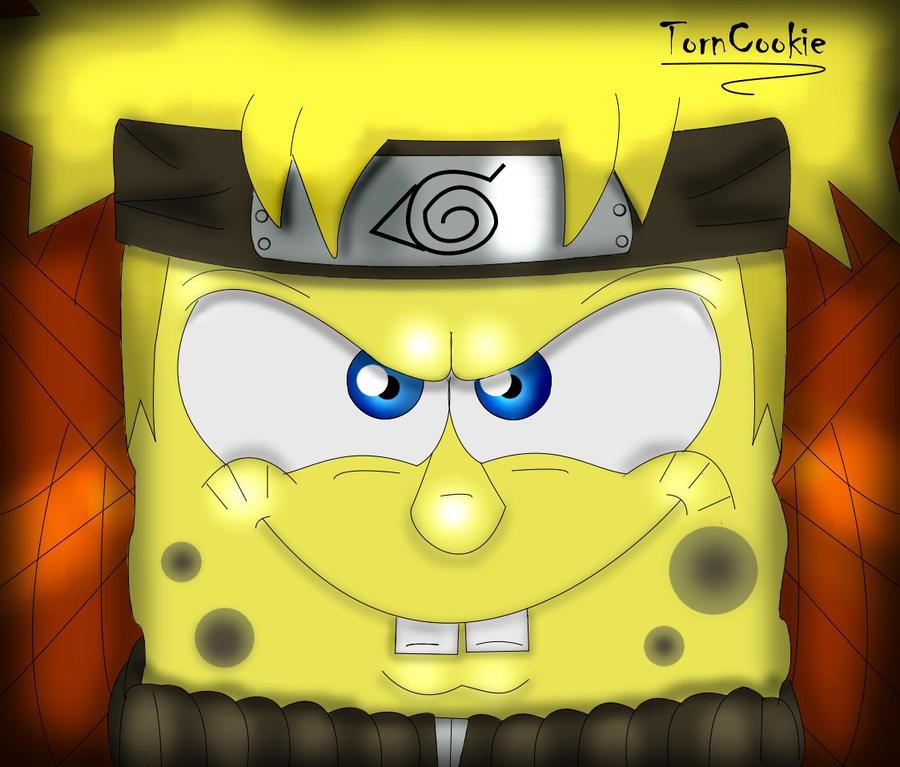 Gangster Sandy Cheeks Spongebob Naruto