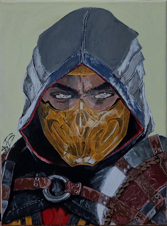 Onaga on Mortal-Kombat-Fans - DeviantArt