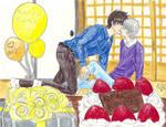 I Want You for My Birthday by ChibiSunnie
