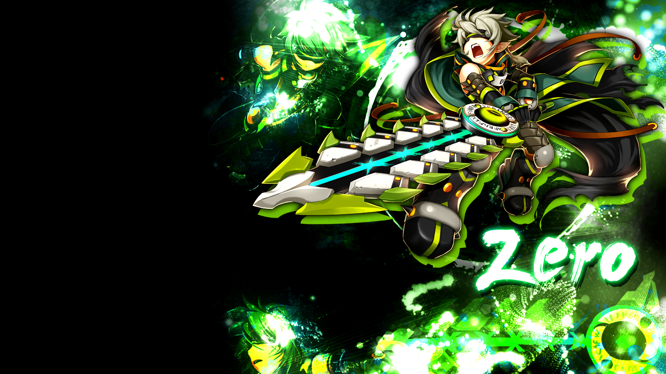 grand chase wallpaper ...