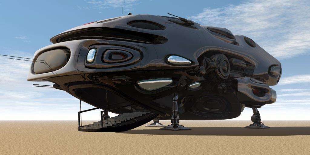 Terran Transport by oigaitnas