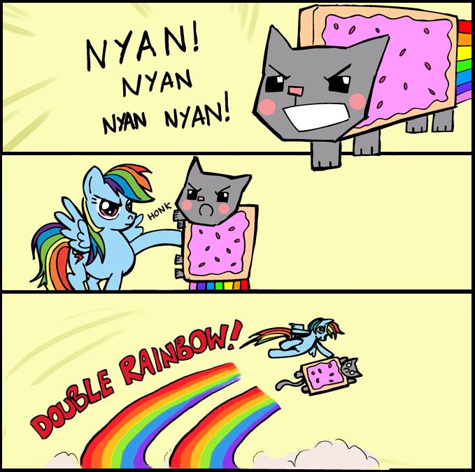 Grab My Nyan by stevecook23
