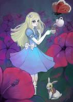 Alice by thirteenthangel