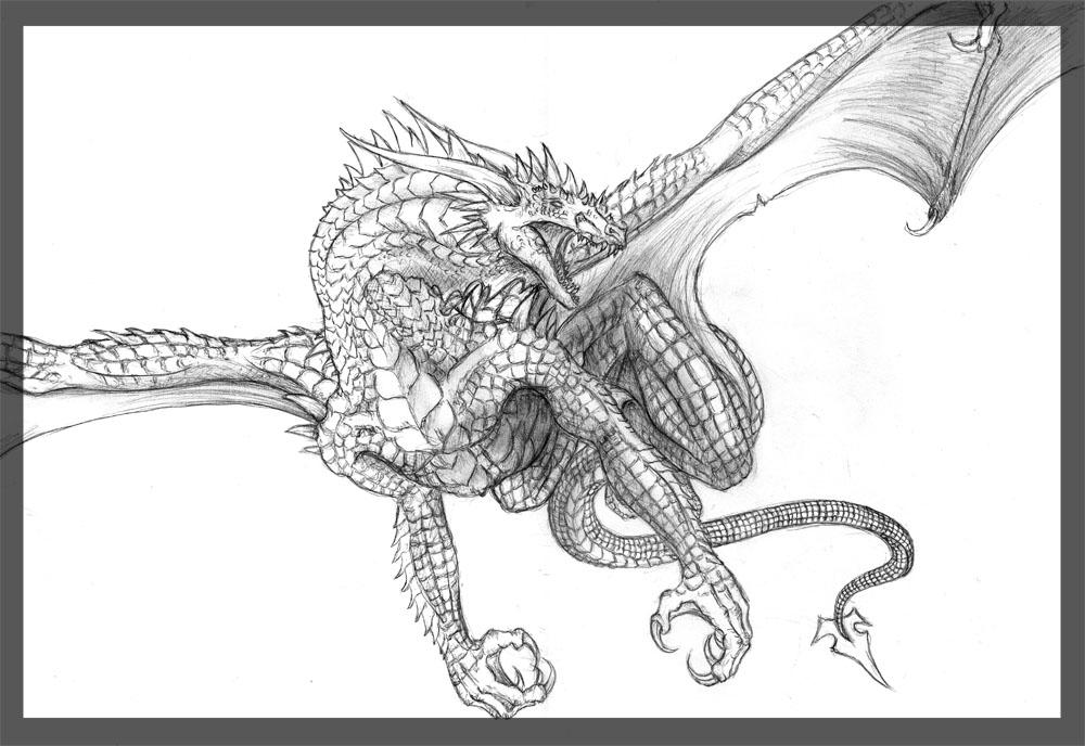 Flying dragon by sheranuva on deviantart flying dragon by sheranuva ccuart Image collections