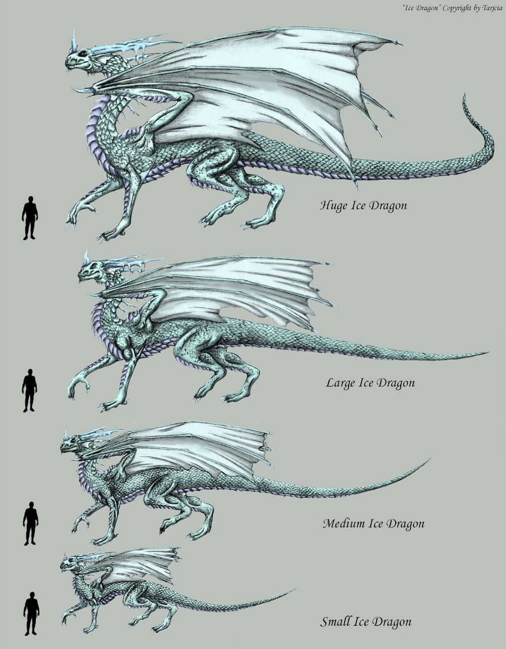 Ice Dragon Scales by Sheranuva on DeviantArt