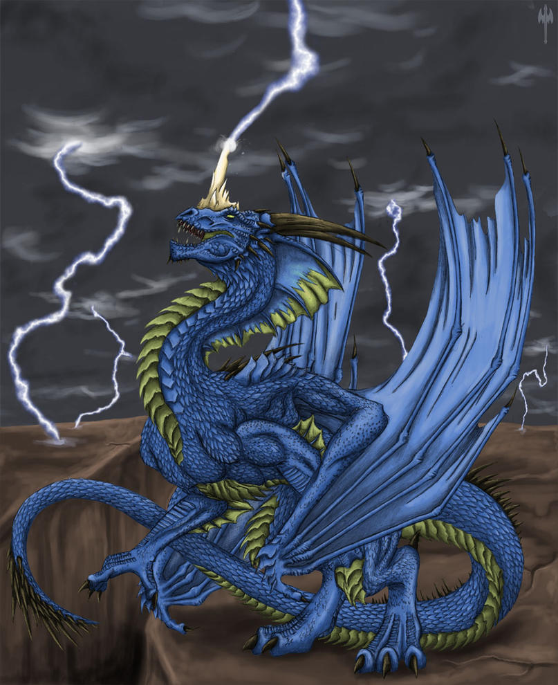 Races: Dragons Part 8 (Faery, Chromatic, And Metallic