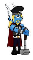 Pitufo Thor