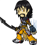 Chibi Ciprusm Dissidia version by sap1986