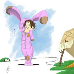 Bunny Trap Doodle