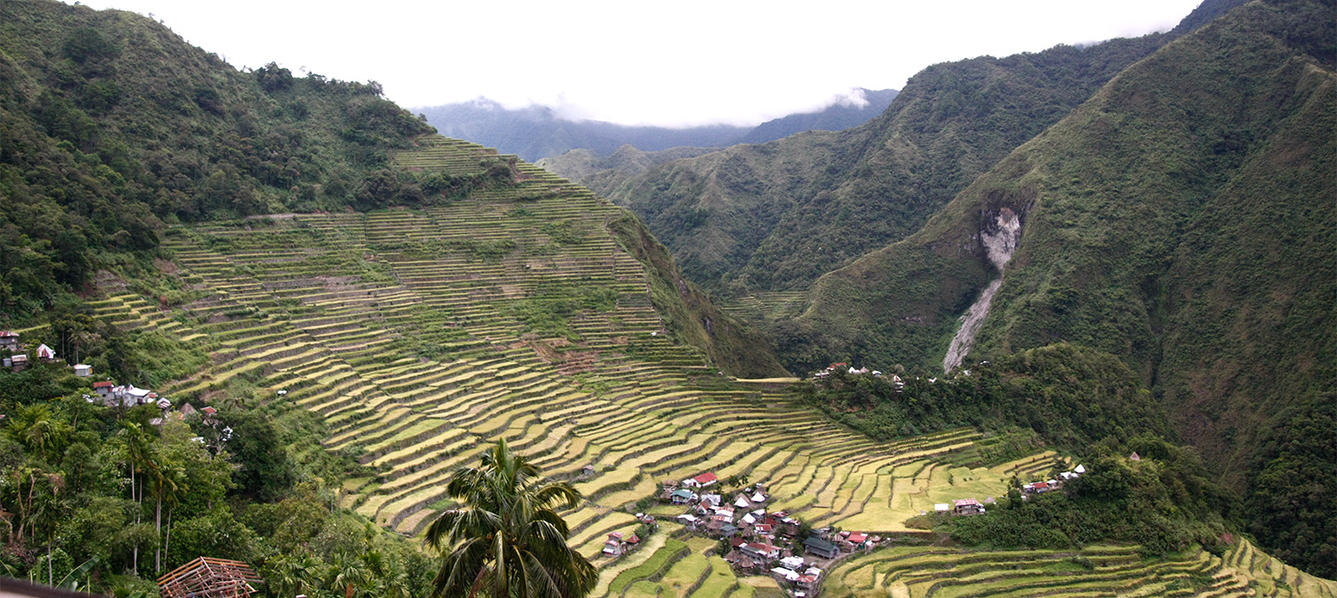 Batad Rice Terraces by UnamedKing