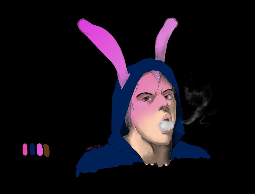 Rabbit by UnamedKing