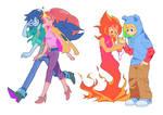 Modern Adventure Time