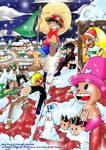 One Piece-Christmas Night