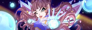 Lora's Magic Portrait