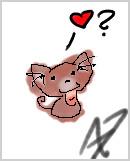 Luff Me? -Brownie by Jasmintt