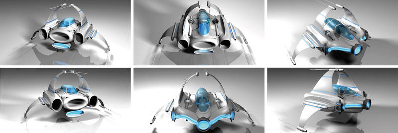 Space Vehicle Project 0.2