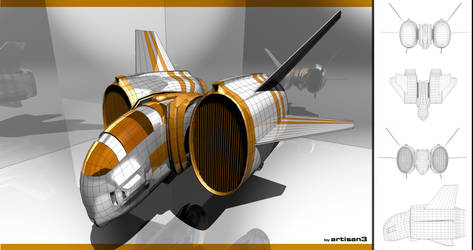SpaceCraft SUG-0910