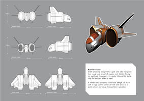 Spaceship for Eve contest by artisan3