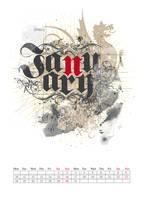 January by artisan3