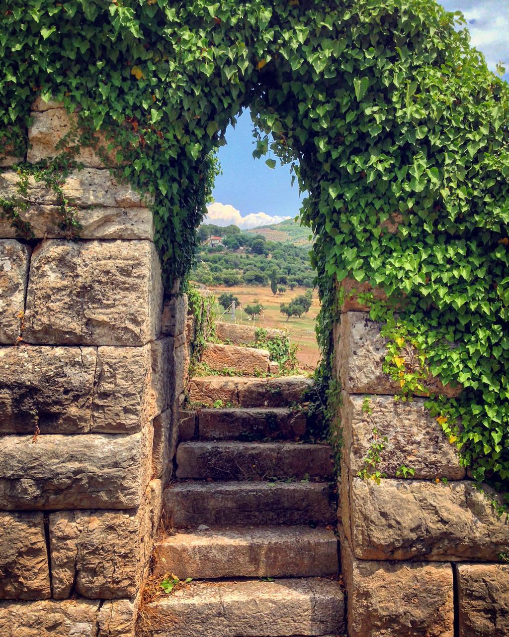 An Ancient Portal by artisan3